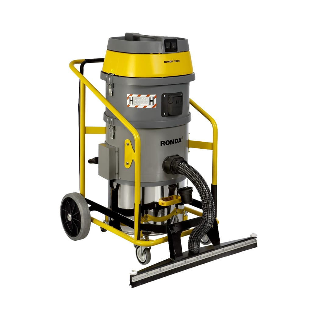 Ronda 2600H Industrial Vacuum Cleaner